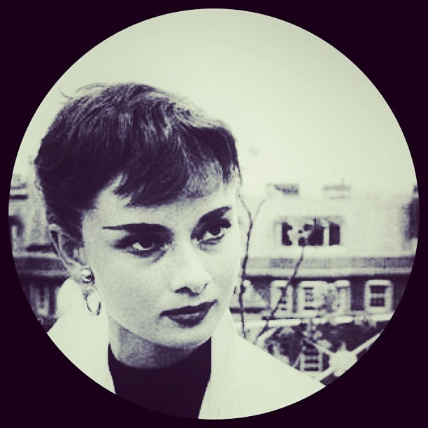 #audreyhepburn #audreyeverlasting #beautiful #rare #pretty #tumblr #style #fashion #oldhollywood