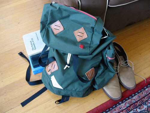 It's On Sale: Kelty Vintage Backpacks Huckberry is having another sale on Kelty Vintage backpacks. These aren't real vintage backpacks, they're new designs inspired by vintage pieces in Kelty's archives. Still, I think some of them look really nice. I especially like the Mockingbird model you see above, which is on sale for $89 right now. You can read my review of it here.  If you're not a member of Huckberry, you can use my invite. New members also get a $5 discount off their first order, which brings this to $84.