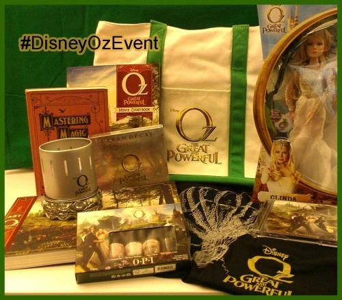 Disney Oz merchandise