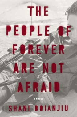 The People of Forever Are Not Afraid, Shani Boianjiu (F, 30s, brown jacket with nonsensical patches, NJ Transit) http://bit.ly/11I7ITC
