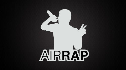 AIRRAP Just decided whilst creating logos for other people I'd have a mess around with an idea I had a while ago!