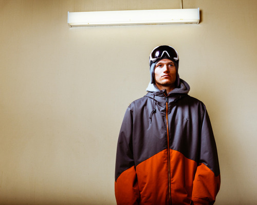 Andreas Håtveit. Keystone, CO with Nike ski team. ©Nate Abbott, 2012