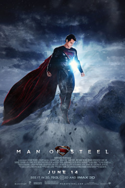 fuckyeahmovieposters:  Man of Steel by Sysmatic