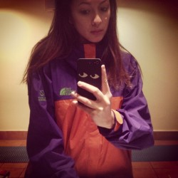 Love my Northy #thenorthface #juicegee