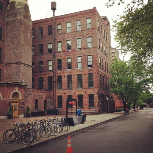 Latro (at Pratt Institute)