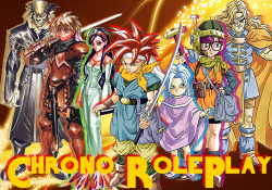 chronorp:  Hey, Chrono Fans! Our role playing group for the Chrono series is looking for a bunch of new characters and we need you guys to fill the spots.  As pictured above, we need Crono, Riddel, Janus, Glenn, Lucca, Dalton and Lynx. However, we're looking for even more characters which you can find here. Now we know, a lot of you out there haven't roleplayed before, don't think you have the time to be dedicated to a character or even don't know enough about the Chrono series (trust me, we've heard it all) but all those things don't matter! As long as you can give effort whenever you get the chance to log on and love the Chrono games, you're more than qualified to join our roleplay! If you're interested in joining, click here to learn more. Otherwise, we would really appreciate it if you could to reblog this post to help support our group. Thank you, and we hope to see some of you join us!