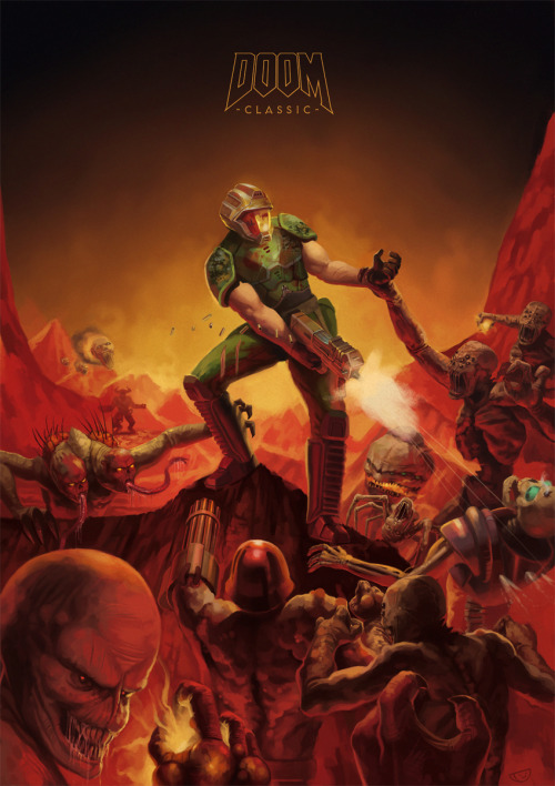 Doom tribute, from here.