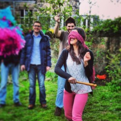 Mini Piñata. #EasterV2.0 #Awesome :) http://bit.ly/16P2uWP