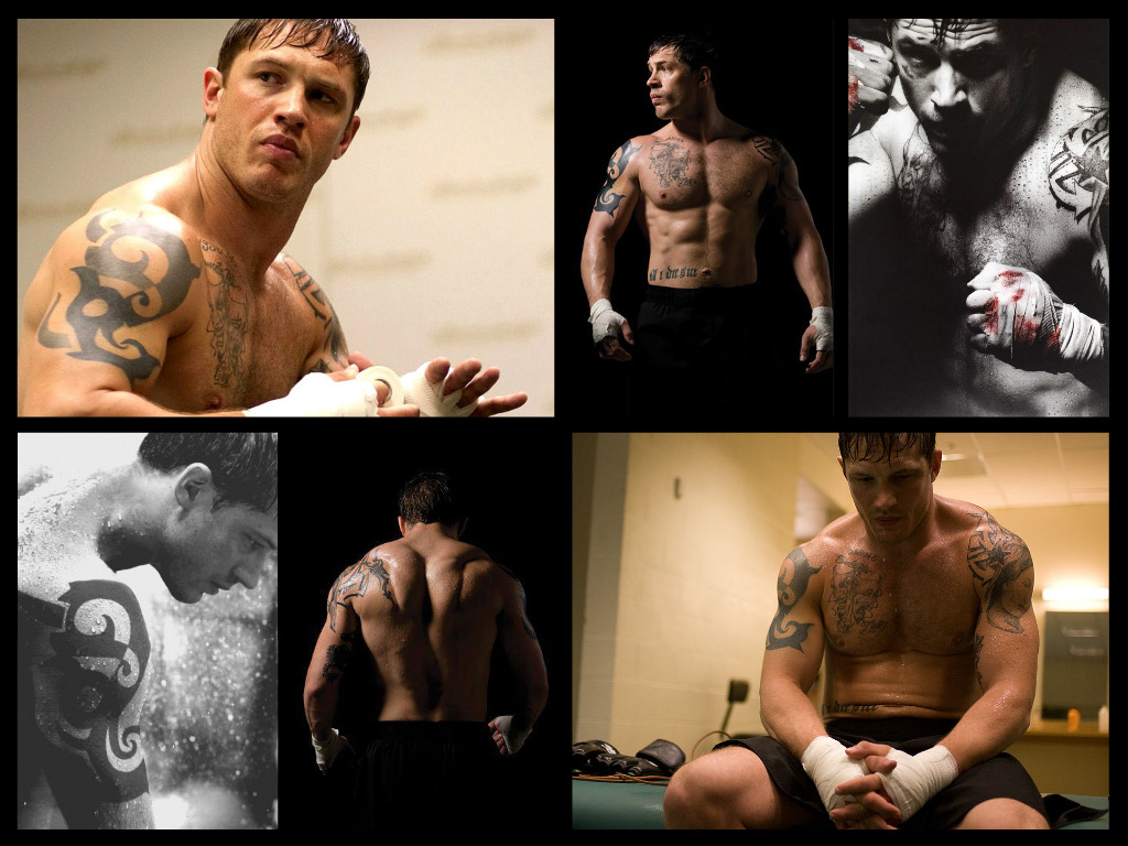 allhardysdha:  Tom Hardy in Warrior