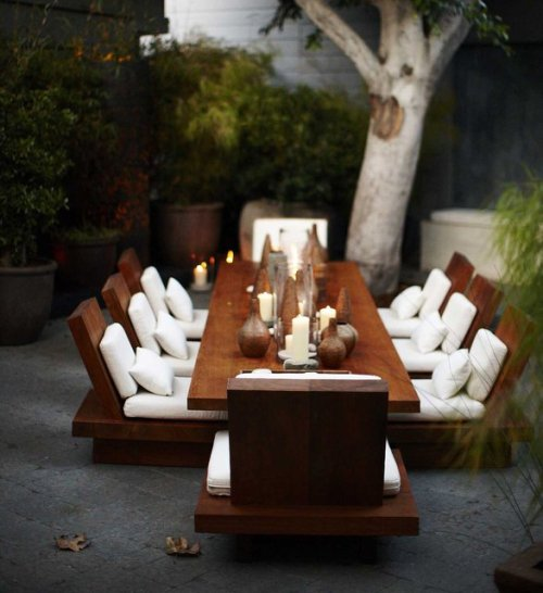 tablescape my great outdoors.