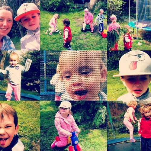 Playtime! #kids #preschool #play #outside #recess (at Bambino Skolka)