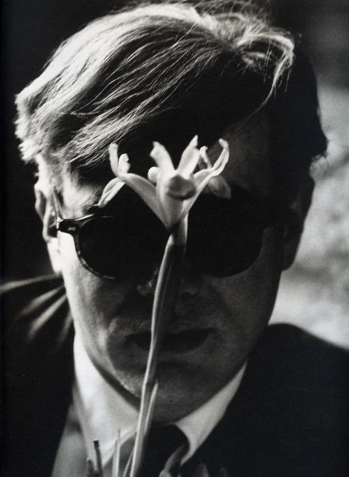 brentlavett:  Andy Warhol by Dennis Hopper  Andy