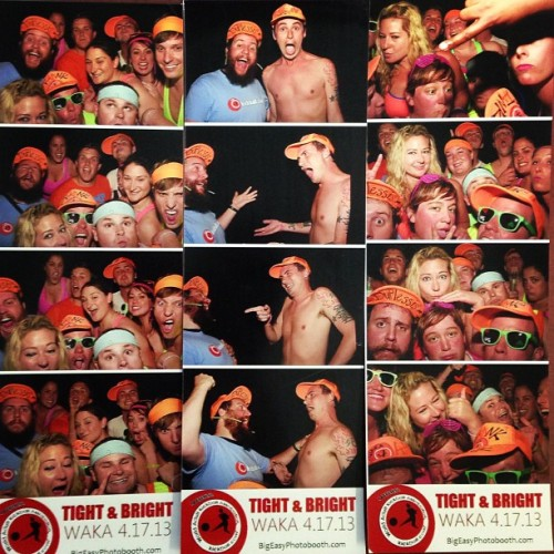 #neworleans #waka #kickball #photobooth #tighandbright