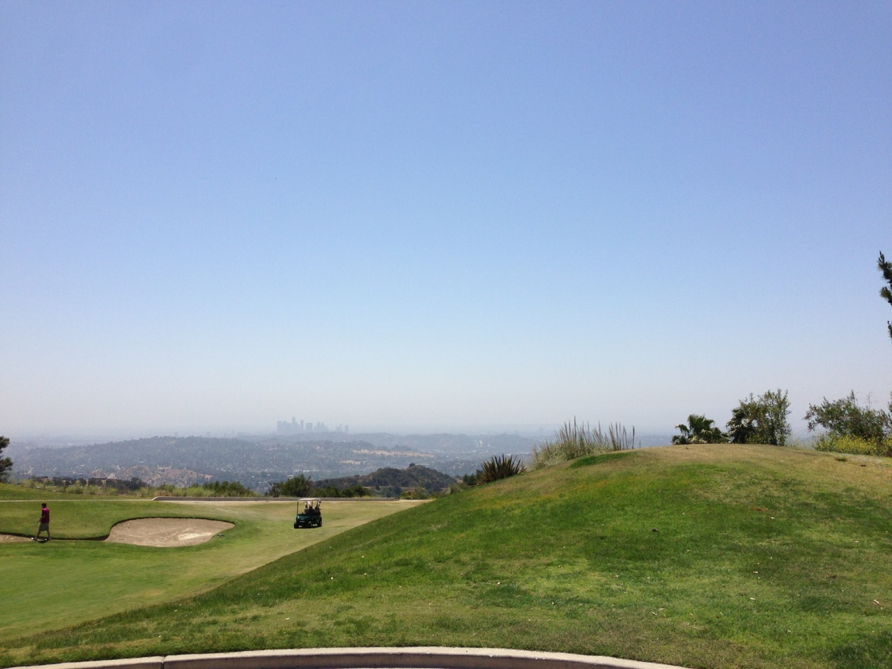 Golf with a View