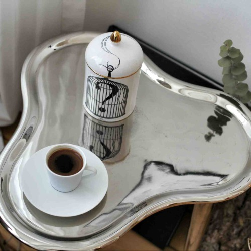 Teşvikiye - Room, turkish coffee