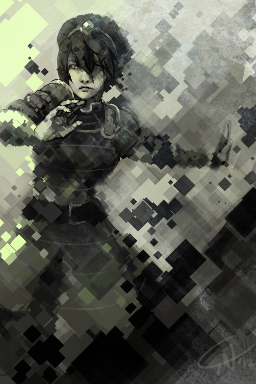 pedrob23:  Legendary by ~c-dra  Awesome Toph art is awesome.