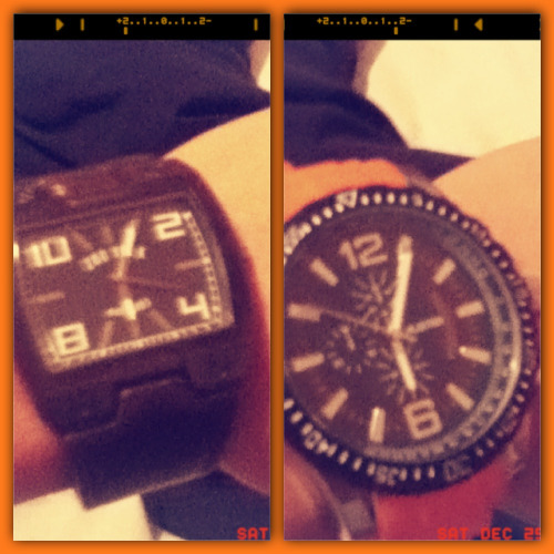 Coolest watches eva!