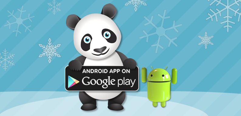MoodPanda has an Android App! Download it now from the Google Play Store. MoodPanda's Christmas present to you is finally here - and we're letting you open it early! You can now update your Mood Diary and be part of the MoodPanda community on your Android deviceThis is a result of months of hard work by our small volunteer team, and we're really happy (10) to be able to deliver it to you in time for Christmas! It's still beta/work-in-progress, so we'll be fixing any gremlins as we find them. Please be patient during this process!Your generous donations have made this Android App possible, so our thanks go out to all of our supporters. Whether you're a Bronze, Silver or Gold supporter you have helped make this happen. If you wish to become a supporter and help us pay our volunteers for their hard work, become a supporter Thanks again, and enjoy the new Android App! Please remember to review it   Posted by Jake, Co-Founder of MoodPanda.com