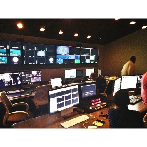 Celebration Church media room. Mind blown.  (at Celebration Church)