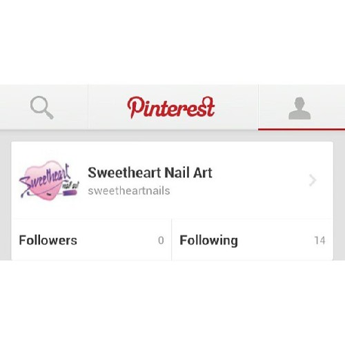 Just made a Pinterest! :) x #follow