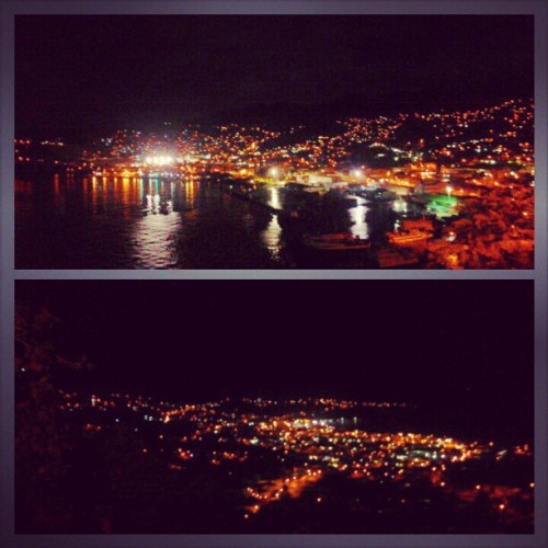 #kingstown. #stvincentandthegrenadines. #gibsonCorner #longWall #cityLights #phoyography #donfreshovic
