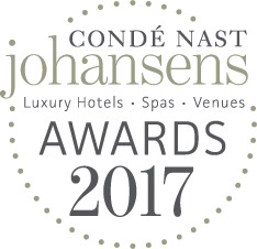 Logo: Condé Nast Johansens Awards for Excellence