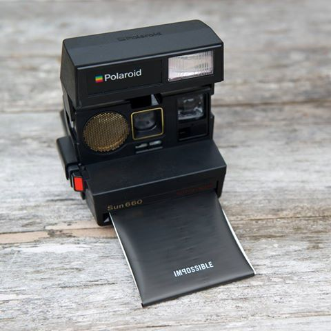 The Impossible Project brings you hand-refurbished vintage Polaroid cameras and reformulated instant photo film. Preserving special moments with beautiful analog photos should always be this easy.Grand St. - https://grandst.com/p/impossible-polaroid