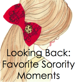 Read about this Alpha Delta Pi alumna's top 5 favorite sorority moments!