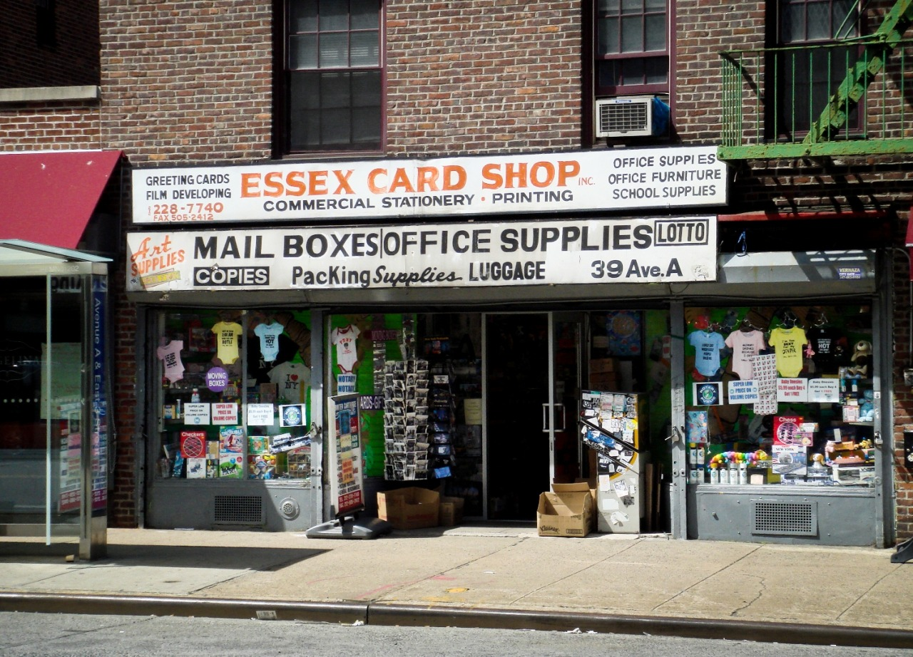 Essex Card Shop II