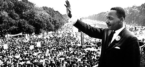 unhistorical:   January 15, 1929: Martin Luther King, Jr. is born.    Nothing in the world is more dangerous than sincere ignorance and conscientious stupidity.