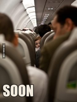 9gag:  It's gonna be a miserable flight