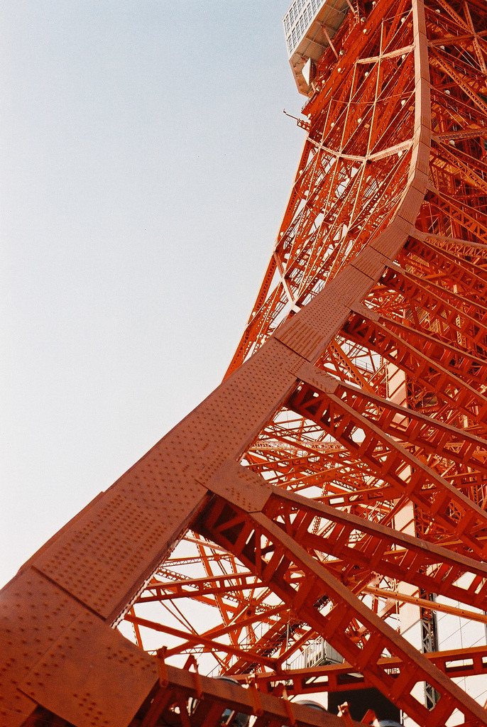 6.6 TOKYOTOWER by keganimushi on Flickr.