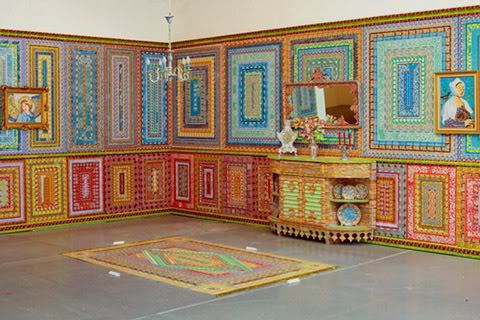 Lottery Ticket Sculptures  http://www.youtube.com/watch?v=F6lQFT0IdV8