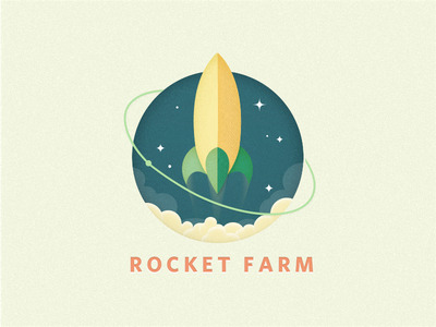 visualgraphic:  Rocket Farm