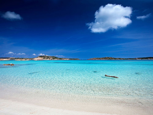 Your Favorite Beaches | Isola Budelli, La Maddalena National Park, Sardinia, Italy
