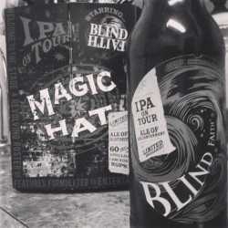 Blind Faith….. Shit is Ironic | The Perfect #Brew | #MagicHat | #blindFaith | #smartae | #cupset