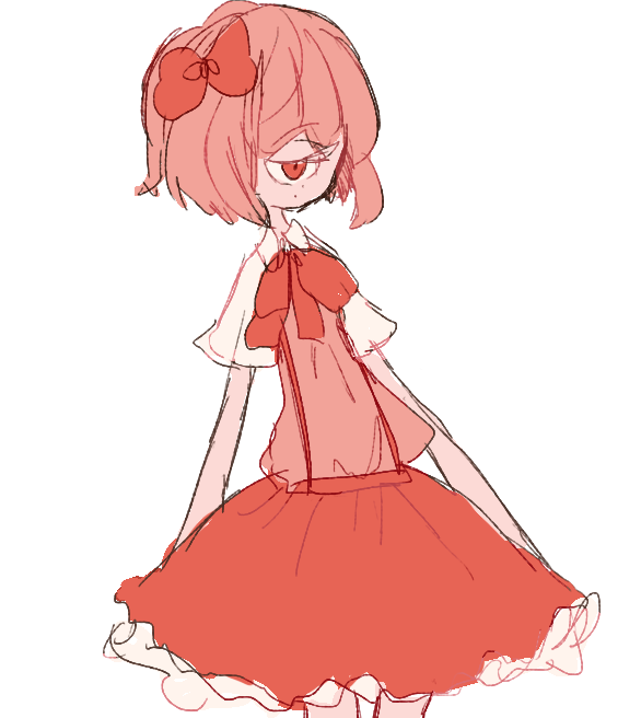 rebellioustroll:  i wanted to draw this cute utau i found