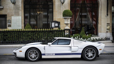 fullthrottleauto:  Ford GT (by ArnoudWilbrink.com)