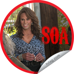 I just unlocked the Sons of Anarchy: Poor Little Lambs sticker on tvtag                      2892 others have also unlocked the Sons of Anarchy: Poor Little Lambs sticker on tvtag                  Venus is back. What is she up to in Charming now?  Share this one proudly. It's from our friends at FX.