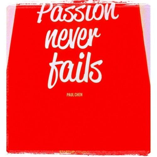 #passion #never #fails (at Alley NYC)