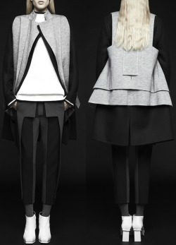 hautekills:  Rad by Rad Hourani f/w  2013