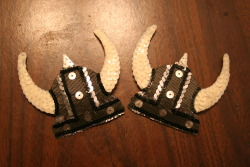Viking Helmet pasties, $25 Message me to order, or to inquire about custom made pairs :)