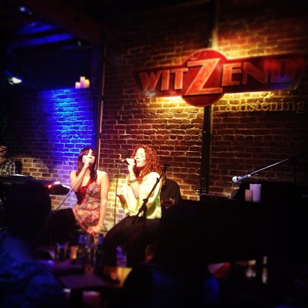 I had a wonderful time last night singing with @soniarao #witzend. So much talent in the room @moimusic @realdoyledrums @singlikeyaminit (and many others) last night. Too many more:).