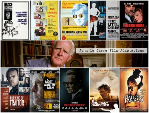 John le Carré film adaptations: