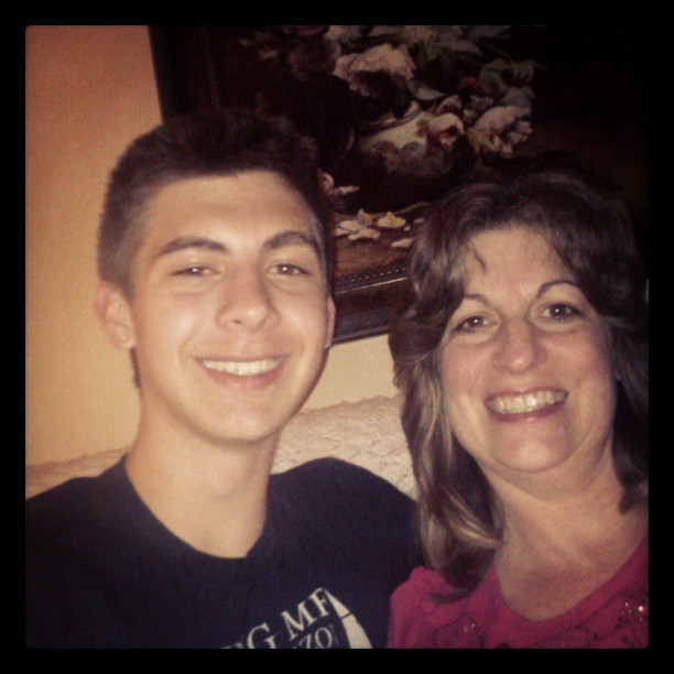 I don't know what I'd do without you, I love you mom! I don't know how you put up with me sometimes lol. Happy Mother's Day!