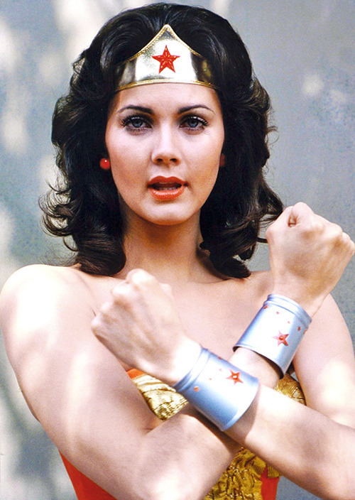 Lynda Carter as Wonder Woman, 1970s