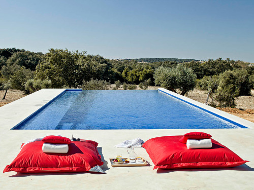 The World's Most Romantic New Hotels | Villa Extramuros, Alentejo, Portugal
