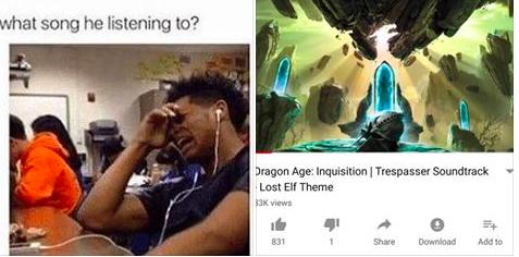 tbh...... dragon age inquisition trespasser dlc solas