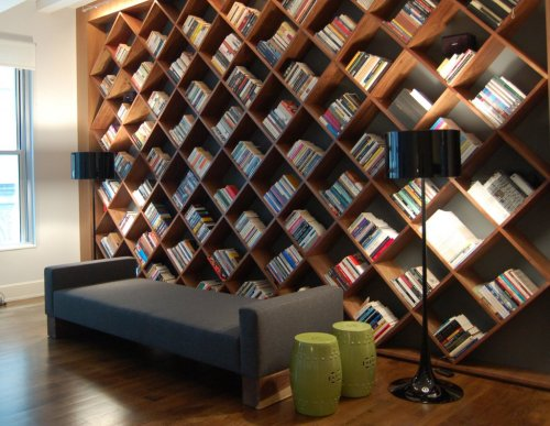 quantumaniac:   Awesome Bookcases Sources: 1, 2, 3
