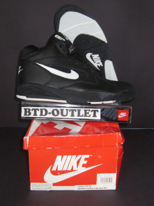 1992 Nike Driving Force II Mens Size 10.5 US FOR SALE - WORLDWIDE SHIPPING https://www.facebook.com/VintageSportsApparel https://www.facebook.com/bob.smith.372